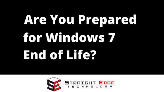 Are You Prepared for Windows 7 End of Life? 2
