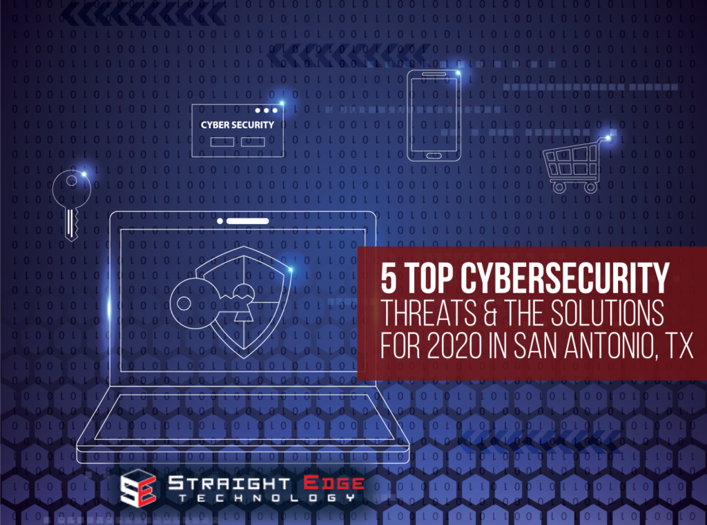 5 Top Cybersecurity Threats & Their Solutions for 2020 3