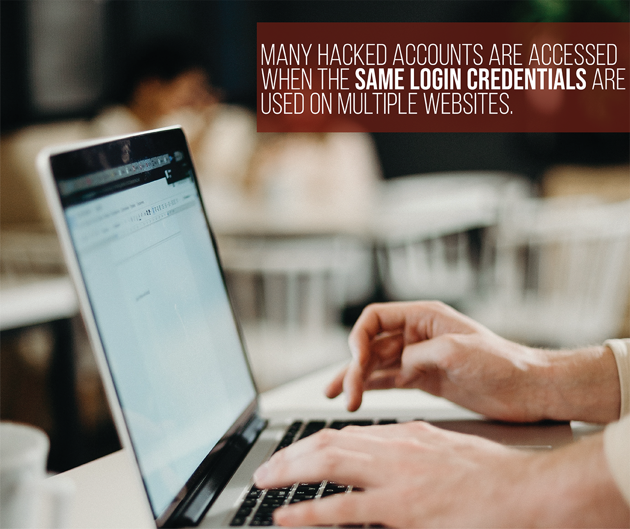 credential stuffing means using the same login information for multiple sites