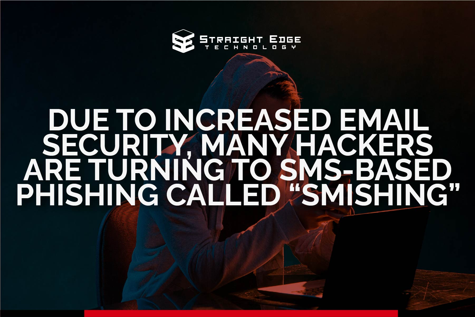 sms-based phishing is more popular because of email spam blockers