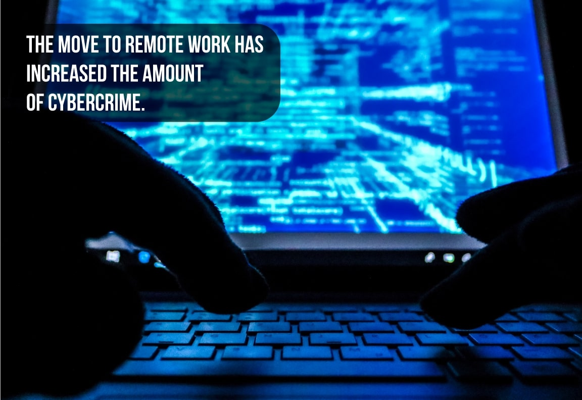 more remote work has increased cybercrime