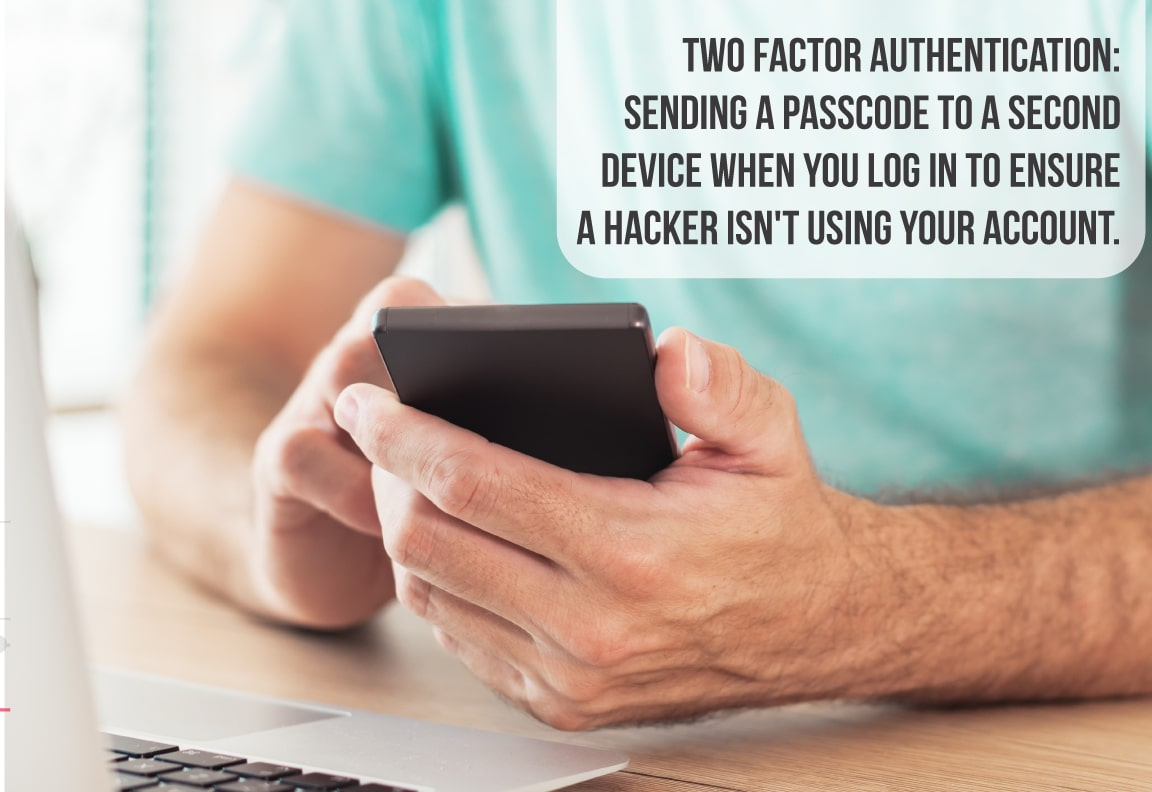 two factor authentication explained